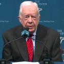 Jimmy Carter: Small cancer spots in my brain